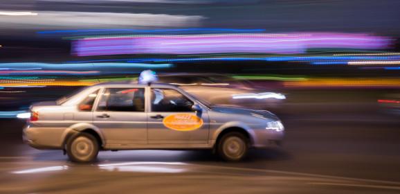 Shanghai Taxi Guide