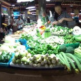 Buying Fresh Produce/Meat/Seafood in Shanghai